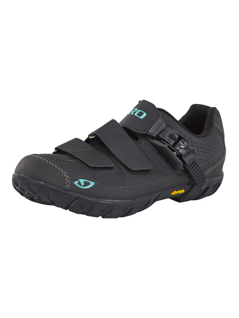 Giro Terradura Shoes Women black/dynasty green